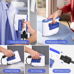 Portable Steam Iron Easehold